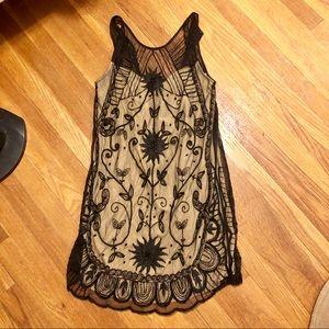 NEW Abercrombie & Fitch Beaded Dress Medium